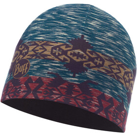 Buff Microfiber Reversible Hat Shade Deepteal Blue